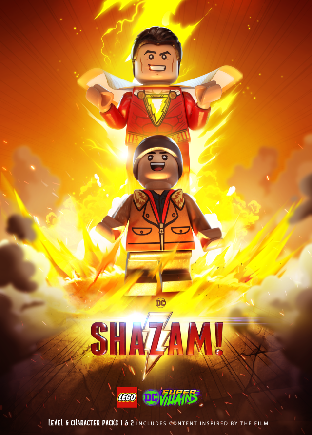 LEGO DC Shazam – Magic & Monsters 2020 English 250MB HDRip 480p