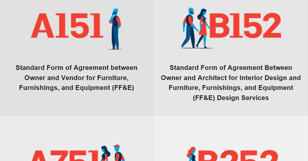 Bim Chapters New Contract Documents For Interiors Projects