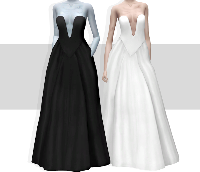 Simblreen 2020 - Corpse Bride Gown