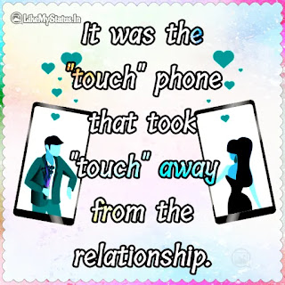 Fact about Relationship