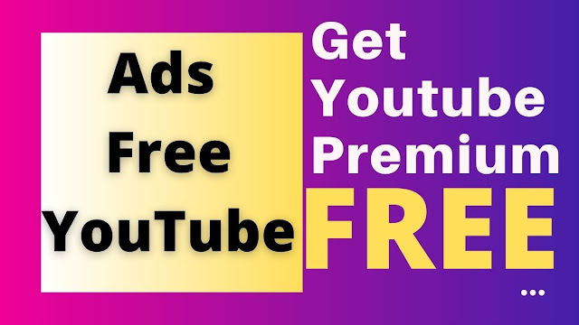 How to get YouTube Premium for FREE forever  Download YouTube Premium For Free