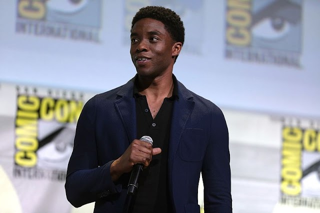 BLACK PANTHER STAR CHADWICK BOSEMAN DIDN'T HAVE A WILL