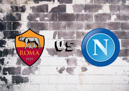 Roma vs Napoli  Resumen & Partido Completo