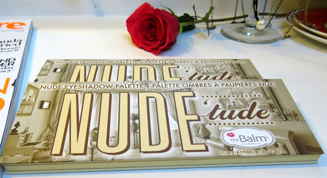 The Balm Nude'tude Packaging