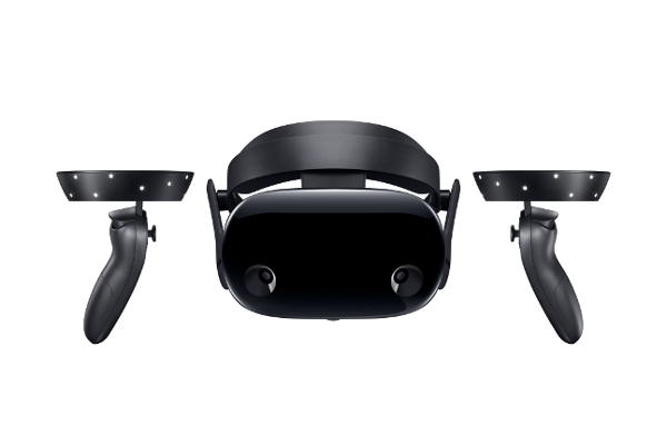 SAMSUNG announces HMD Odyssey+ Windows Mixed Reality (MR) headset with Anti-Screen Door Effect (Anti-SDE) display