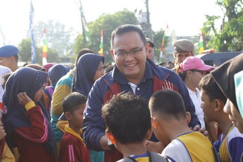 Bupati Muba: Jadikan Sekayu Kota Olahraga