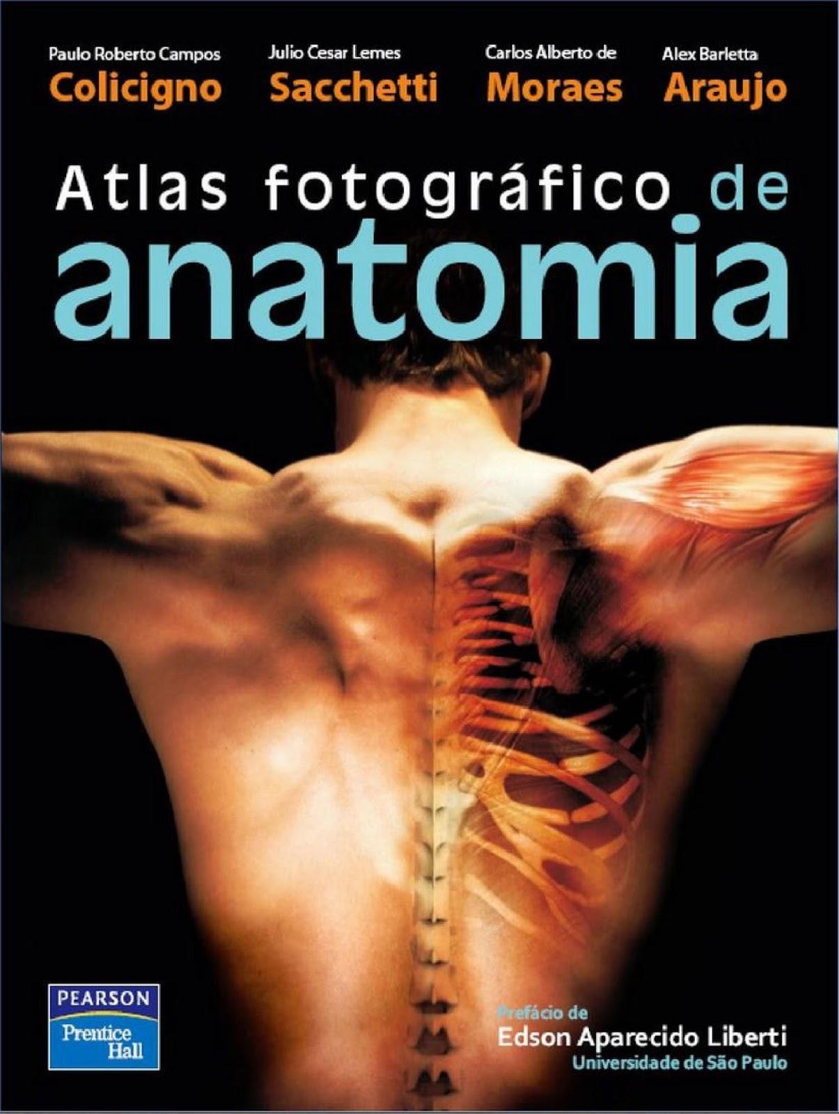 Atlas fotográfico de anatomía – Paulo Roberto Campos Colicigno