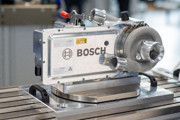 Bosch vai fornecer componentes de células de combustível para a cellcentric