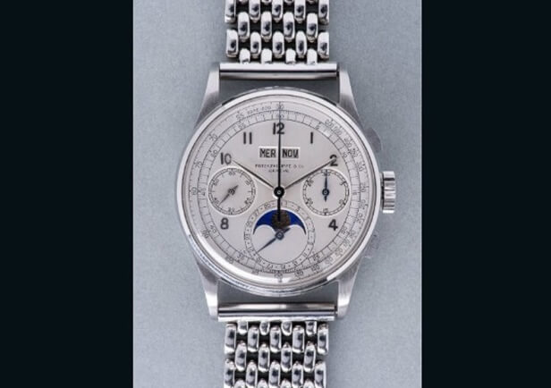 Patek Philippe Reference 1518