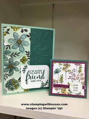 Stampin' Up! Share What You Love Suite Early Release! Rooted in Nature