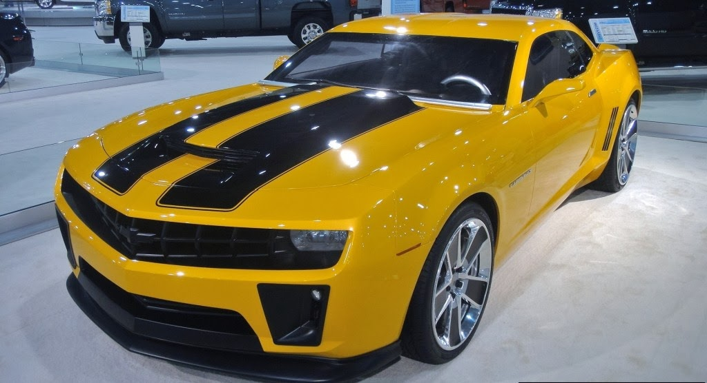 Camaro Bumblebee Wallpapers - Best Prices Globe In The World