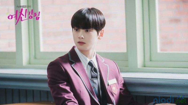 biodata cha eun woo pemeran lee suho dalam drama korea true beauty