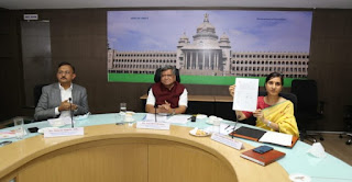 Gov. of Karnataka Signed MoU with Amazon India