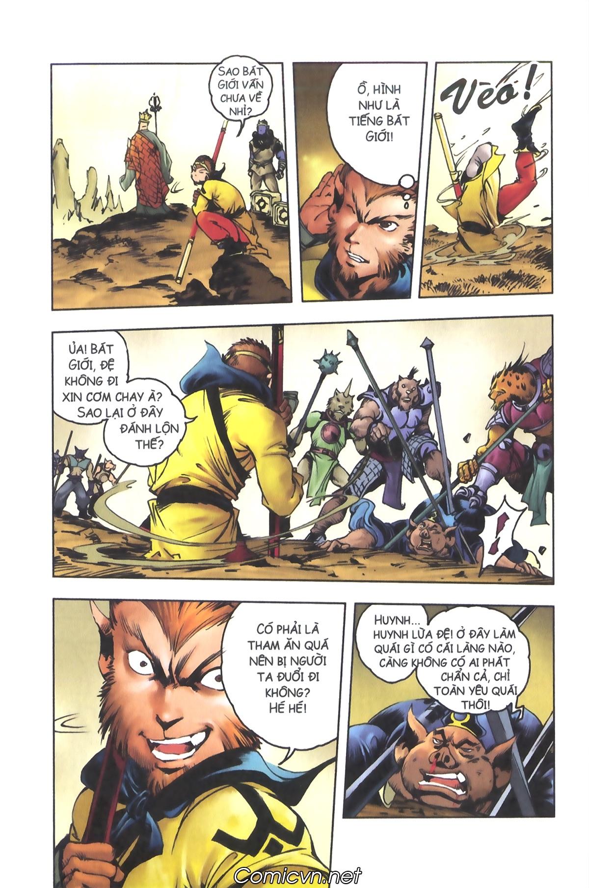 Tây Du Ký màu - Chapter 117 - Pic 20