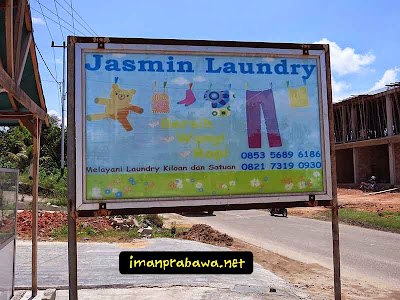 Laundry Di Pulau Bintan