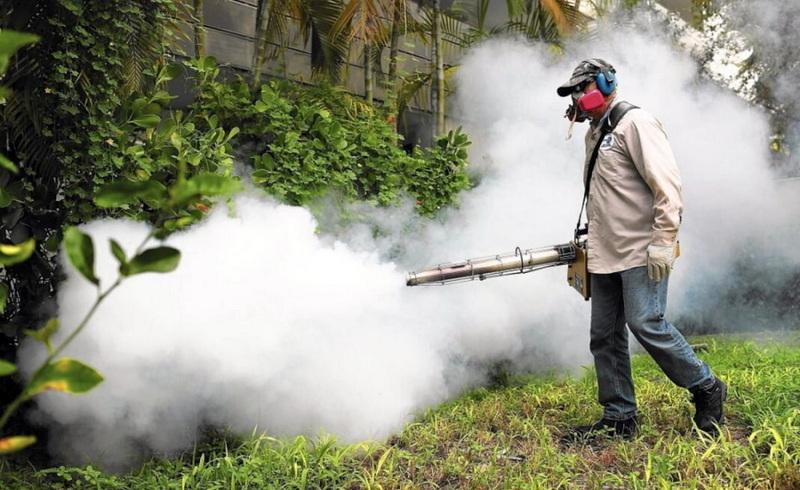 Διενέργεια επίγειων ψεκασμών ακμαιοκτονίας (ULV) για την καταπολέμηση των κουνουπιών στην Ορεστιάδα