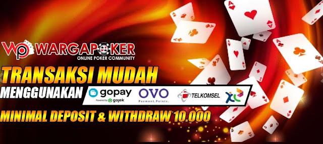 Wargapoker Situs Poker Online Terbaik