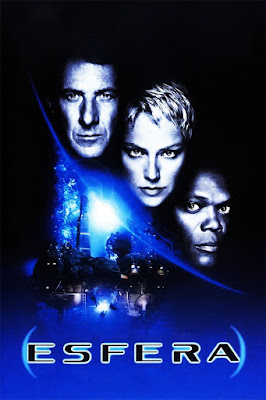 Sphere 1998 DVD R2 NTSC Latino