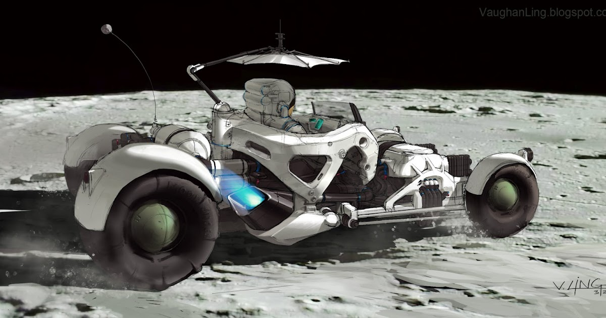 V Ling Moon Rod