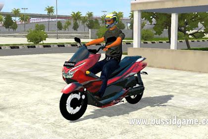 Mod Motor Honda PCX By Azumods