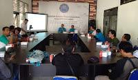 Silaturahim dengan Insan Media, BNNK Bima Ungkap Data Pasien Rehabilitasi