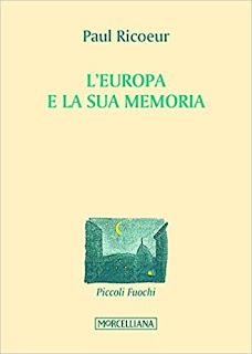 L'Europa E La Sua Memoria Di Paul Ricoeur PDF