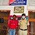 *मधुपुर आरपीएफ ने मोबाइल चोर को पकड़ कर किया जीआरपी के हवाले