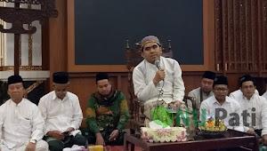 Pemkab - PCNU Pati Gelar Tahlil Doa 40 Hari Wafatnya Mbah Moen