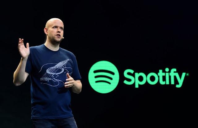 Inilah Seseorang Dibalik Populernya Layanan Streaming Musik Spotify