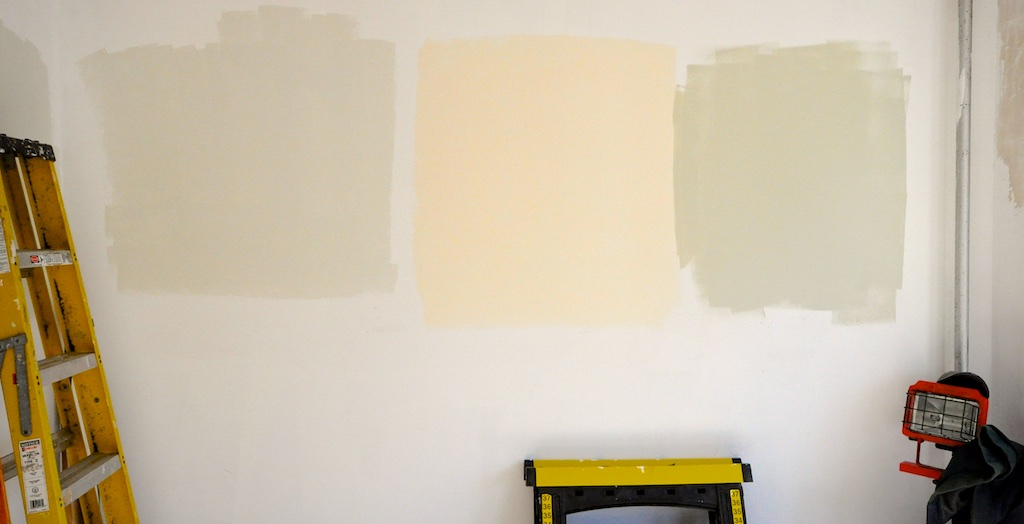 Paint One Wall Whole Room