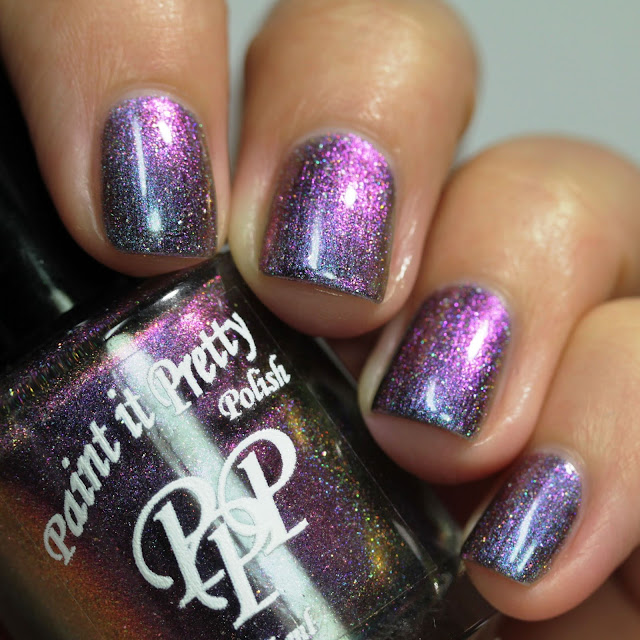 Paint It Pretty Polish They Call Me Mr. Piiiig swatch by Streets Ahead Style