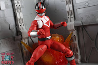 Power Rangers Lightning Collection Time Force Red Ranger 22