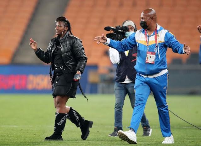 Mamkhize gives PSL