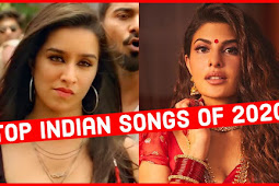 Latest Bollywood Songs   Top 10 Indian Songs Of 2020 According To Spotify