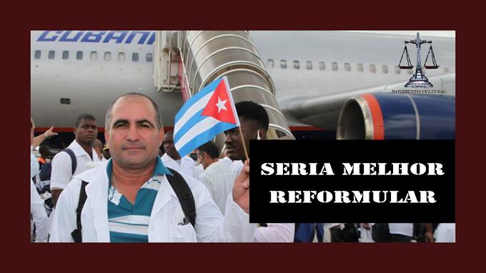 CONSÓRCIO NORDESTE QUER DE VOLTA MÉDICOS CUBANOS