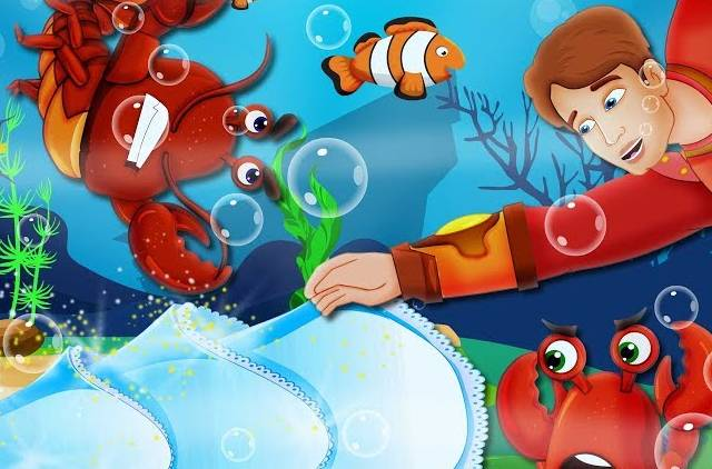 The Wedding Dress Under the Sea Story for Kids | Bedtime Stories 2020