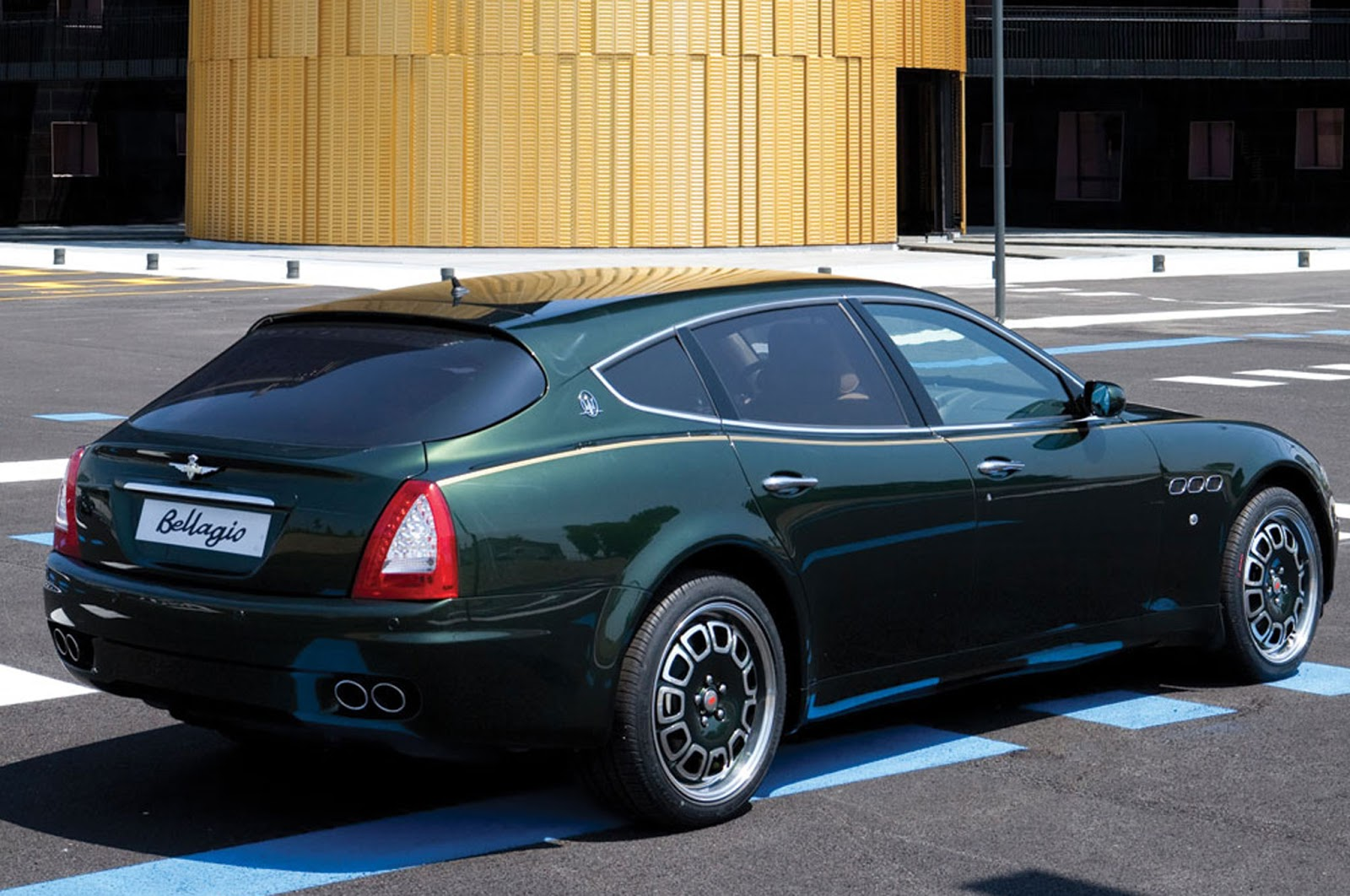 Maserati station wagon