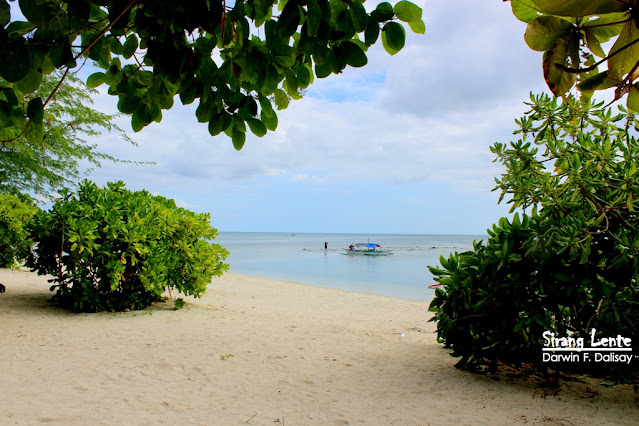 2020 image of Dampalitan Island