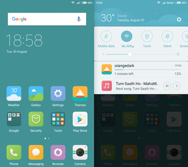 MIUI 8 Stable Screenshot 2