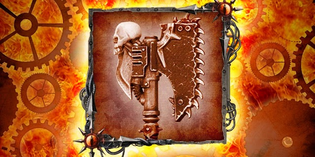 The Daemon Engine Reveals an Axe.
