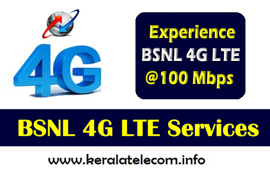 BSNL is gearing up to commercially launch 4G LTE Services in 14 telecom circles with 20MHz BWA spectrum in 2500MHz band