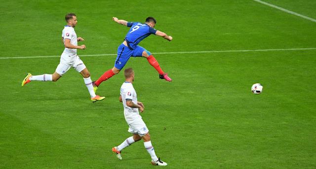 Hightlights Pertandingan Perancis 5-2 Islandia