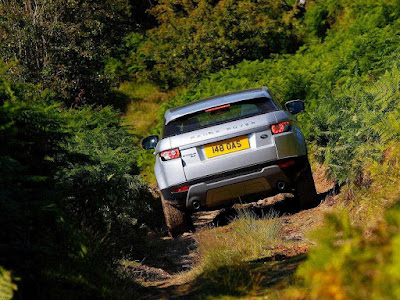 ranger rover evoque off road normal resolution desktop wallpaper 5