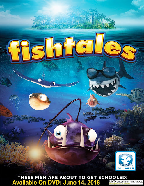 DVD & Blu-ray Release Report, Fishtales, Ralph Tribbey