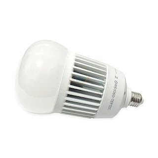 55W E27 LED球泡燈,LED燈泡