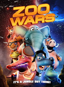 Zoo Wars Poster