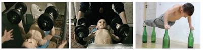 gambar Bocah Terkuat di Dunia Pecahkan Rekor www.simplenews.me