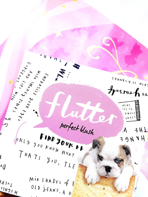 Flutter Perfect Blush Review