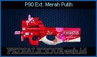 P90 Ext. Merah Putih