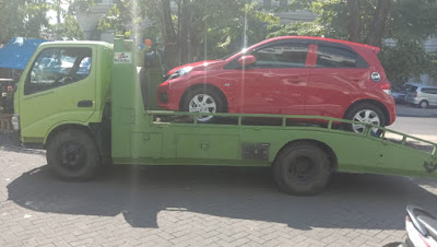seasa express towing mobil